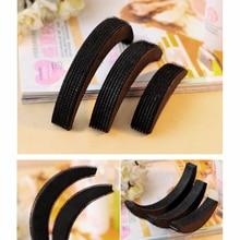 3 PCS Hair Accessories Fashion Hair Styling Women Clip Stick Bun Maker Braid Tool Free Shipping