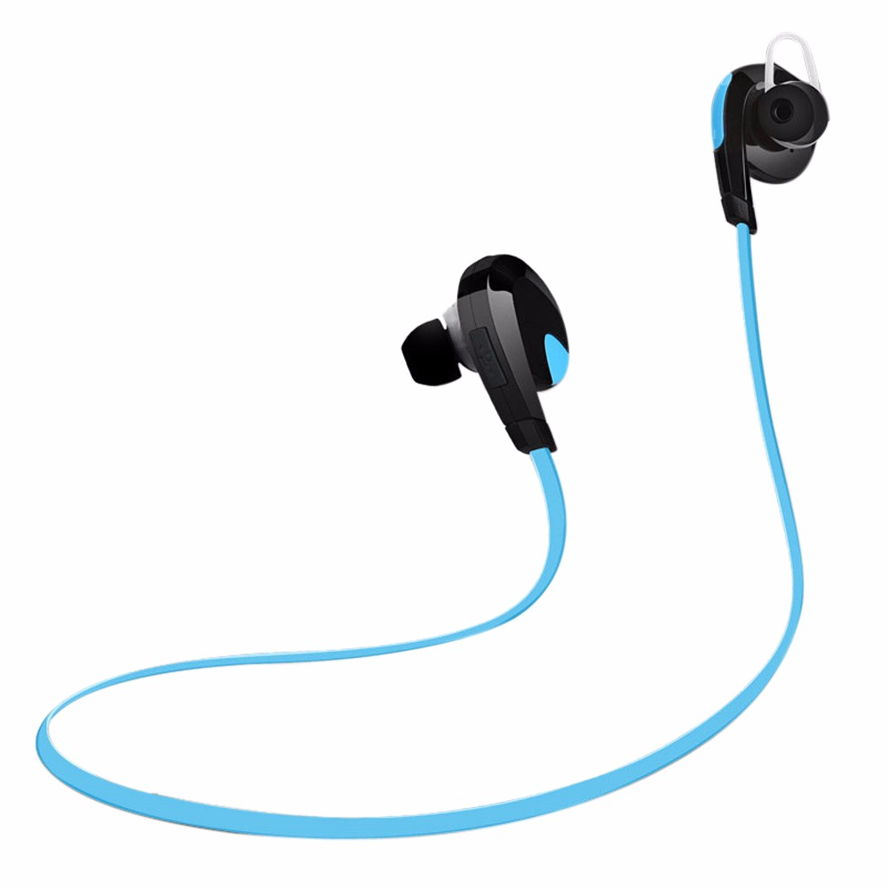 cheapest new bluetooth 4 1 wireless earphone sport stereo earphones handsfree headset for iphone. Black Bedroom Furniture Sets. Home Design Ideas