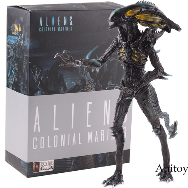 Crazy Toys Aliens Colonial Marines PVC Alien Action Figure Collectible  Model Toy