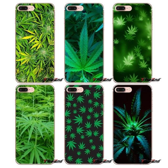 coque cannabis galaxy note 5