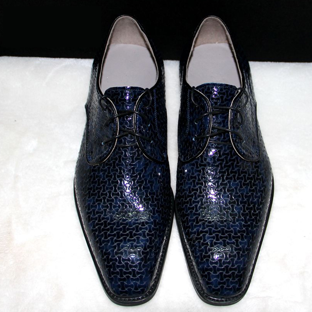 Navy Blue Mens Dress Shoes Promotion-Shop for Promotional Navy ...