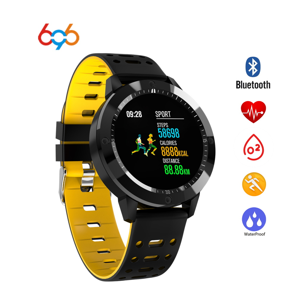 Consumer Electronics Zeblaze Vibe 3 Pro Color Touch Display Sports Smartwatch Heart Rate Ip67 Waterproof Weather Remote Music Men For Ios & Android Without Return