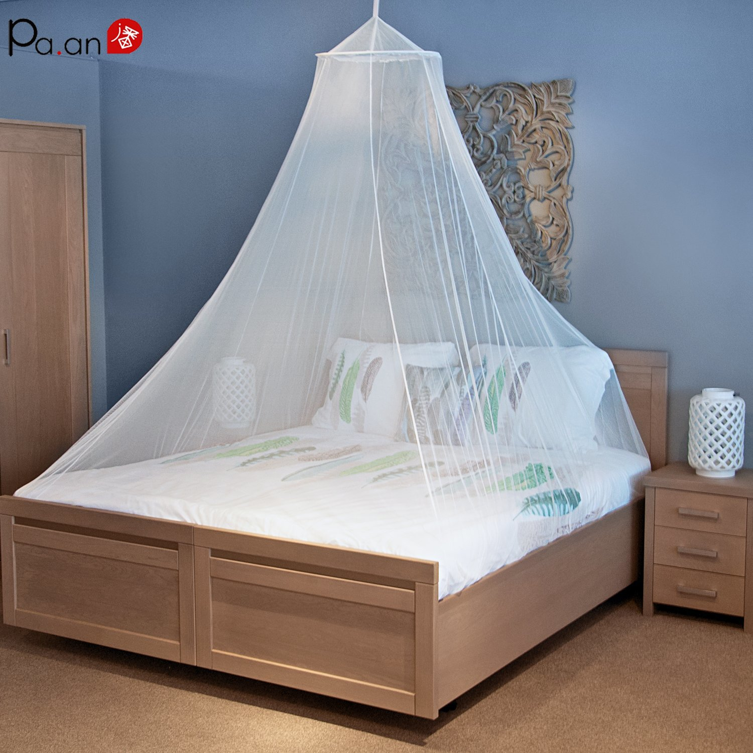 Fully Enclosed Bed Net Mosquito Tent Round Dome Canopy Beds Kids Girls Room Decor Ultra Light and Stretchy Dropshipping 2019 in Mosquito Net from Home Garden