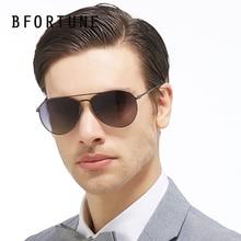 BFORTUNE 2016 Nueva Vintage Para Hombre gafas de Sol de Marca Hombres Polarizados UV400 Gafas de Sol de Alta Calidad Gafas de Sol Gafas Masculino