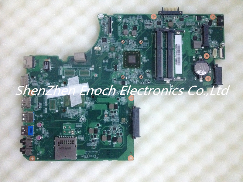 A000243950 For Toshiba Satellite C75D L75D Laptop Motherboard Integrated DA0BD9MB8F0
