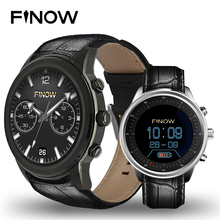 Finow X5 Air Smart Uhr Android 5.1 Ram 2 GB/Rom 16 GB MTK6580 Watchphone 3G Bluetooth für Andorid/IOS PK LES1/LEM5 Smartwatches