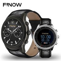 Finow X5 Air Smart Horloge Android 5.1 Ram 2 GB/Rom 16 GB MTK6580 Watchphone 3G Bluetooth voor Andorid/IOS PK LES1/LEM5 Smartwatches