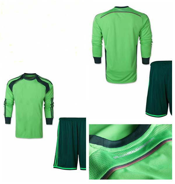 High priority  special love for kids Manuel Neuer Germany kids jersey green Germany  goalkeeper soccer jersey with 4 stars-in Soccer Jerseys from Sports ... b424157e4