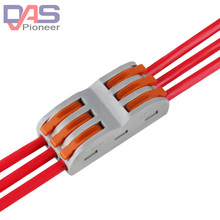 10PCS Electrical Wiring Terminals Household Wire Connectors Fast For Connection Of Wires Lamps And Lanterns