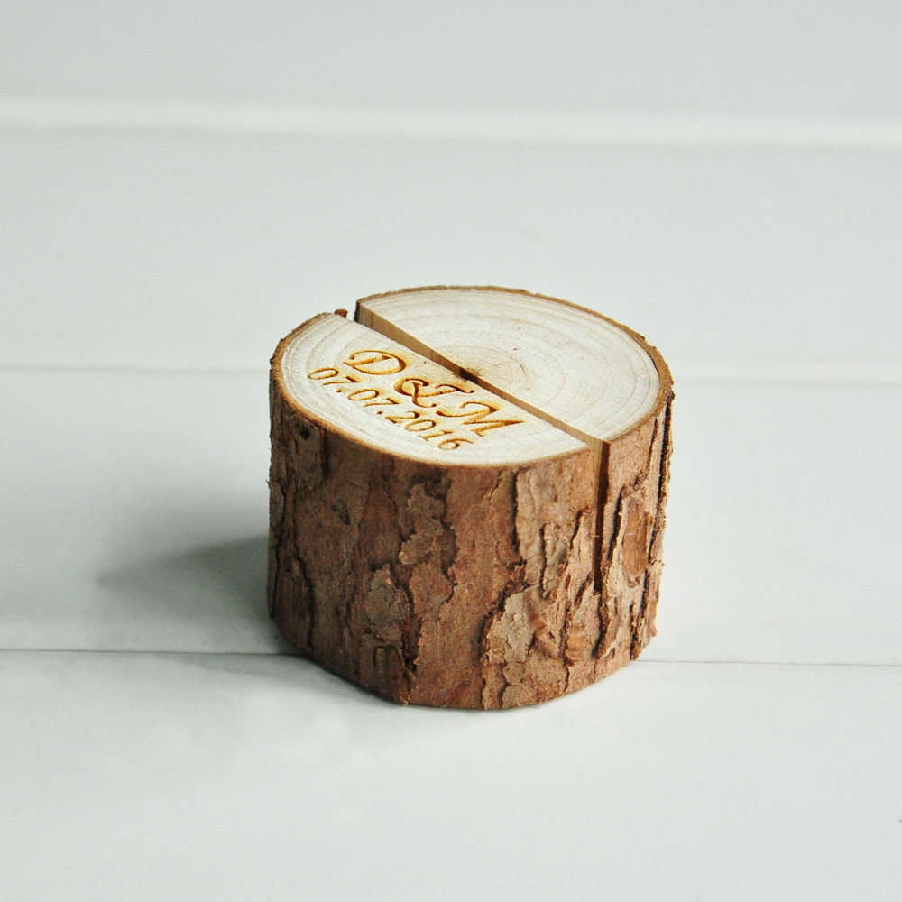 Personalisierte Holz Tabellennummer Halter 10 Stücke Tablen Anzahl ...