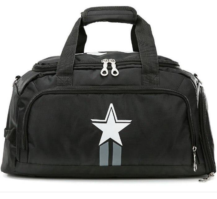 Backpack Gym-Bag Travel-Bag Sport-Duffle Mulitifunctional Training Yoga Waterproof Men's