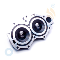 3B2B01001 3K9B01001 Cylinder Cyl Cover Head Plug fit For Tohatsu Nissan 8HP 9.8HP 2T|Boat Engine|   -