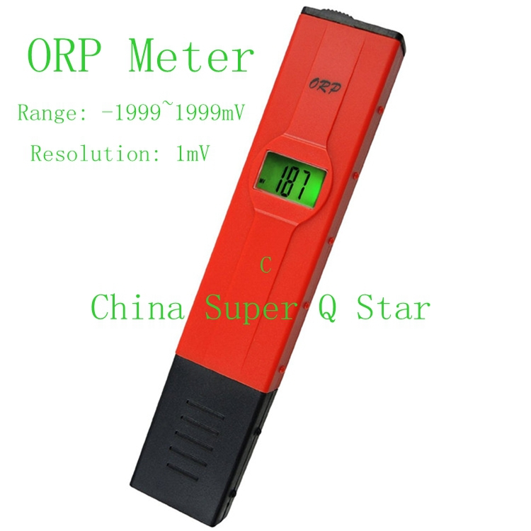 Pen-type Digital ORP Meter -1999~1999mV LCD Oxidation Reduction Potential Water Quality Disinfection ORP Tester Green Backlight  цены