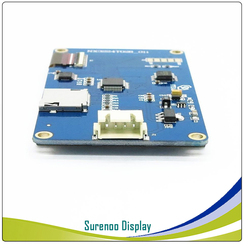 """Image 5 - 2.4"""" NX3224T024 Nextion Basic HMI Smart USART UART Serial Resistive Touch TFT LCD Module Display Panel for Arduino RaspBerry Pi-in LCD Modules from Electronic Components & Supplies"""
