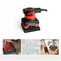 New Electric Furniture Wood Paint Flat Grinding Machine Sandpaper Machine Woodworking Polishing Machine SR1002 240W 220v