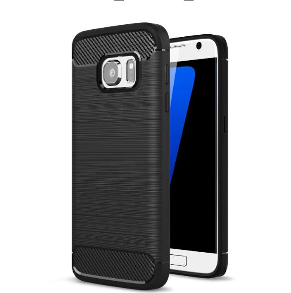 Anti mengetuk Batal Pelindung Kasus Untuk Samsung galaxy Kasus S7 - Aksesori dan suku cadang ponsel - Foto 1