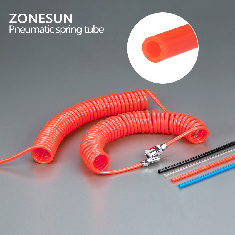 Air pipes fitting sets red tube for air compressor air pipe connector fitting, tubing fitting 13mm male thread pressure relief valve for air compressor