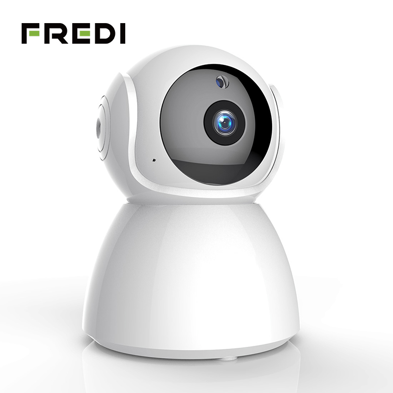 FREDI 1080P/720P Home Security IP Camera Wi-Fi Wireless Baby Monitor Surveillance Camera Night Vision Mini Network CCTV CameraFREDI 1080P/720P Home Security IP Camera Wi-Fi Wireless Baby Monitor Surveillance Camera Night Vision Mini Network CCTV Camera