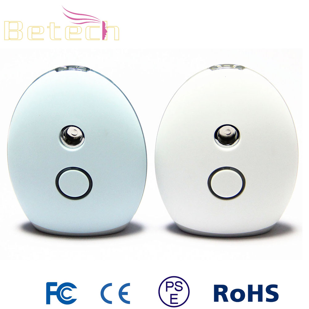 Betech beauty personal facial steamers nano spray face humidifier for skin problems solution