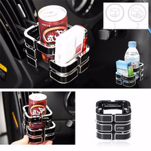 New Black Universal Car Truck Drink Bottle Cup Phone Holder Stand Free Shipping