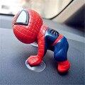 16 СМ для Человек-Паук Игрушка Восхождение Паук Окно Sucker для Человек-Паук Кукла Автомобилей Украшения Интерьера Дома 2 цвет