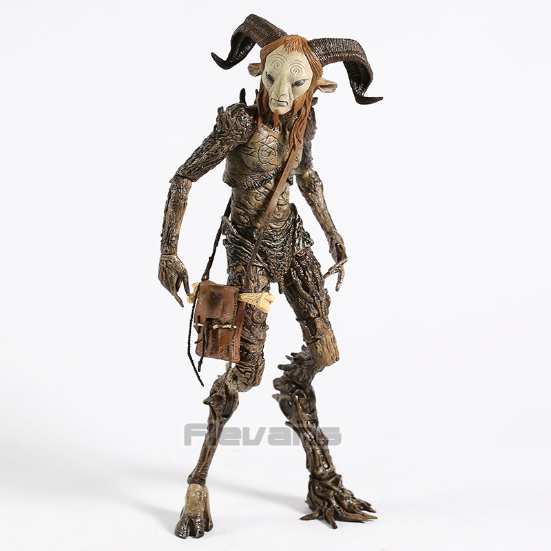 Pan's Labyrinth El Laberinto Del Fauno Faun PVC Action Figure Collectible Model Toy