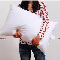 95% white goose down pillow, five star hotel soft pillows, sleeping pillow comfortable pillow core household bedding pillow2019