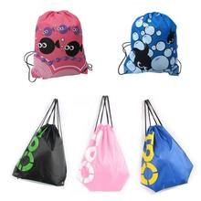 Waterproof Swimming Backpack Double Layer Drawstring Sport Bag Shoulder Bag Water Sports Travel Portable Bag For Stuff(China)