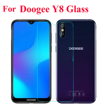 Tempered Glass For Doogee Y6 Y7 Y8 X5 Max Pro X70 X30 X10 Glass For Doogee Shoot 1 S60 BL5000 Screen Protector Protective Film цена в Москве и Питере