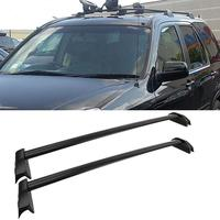 Ironwalls Roof Rack Crossbars Cross Bars Car Roof Luggage Carrier Roof Rails For Honda CRV 2002