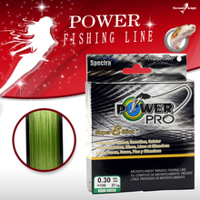POWER PR0, 8 Braided Fishing Line – Length:135m, Diameter:0.1mm-0.4mm,size:13-88lb Tackle, pike, carp, perch. MK store