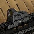 Тактический прицел LAMBUL с красной точкой  охотничий оптический прицел Colt 1911 Glock с креплением  голографический рефлекторный прицел