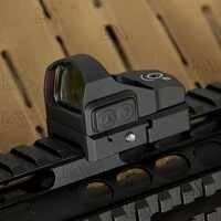 LAMBUL Tactical Venom Red dot Sight Pistol Aiming Colt 1911 Glock Hunting Scope Sight Mount Holographic Reflex sight
