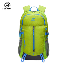 TECTOP 30L Waterproof Travel Backpack Camping Hiking Men Women Rucksack Computer Backpack Outdoor Sports Climbing Bags Backpack