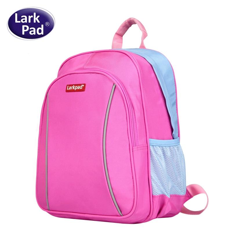 Larkpad Simple style Lightest weight children schoolbags for Teenage girls boys school shoulder backpack mochila kids school bag