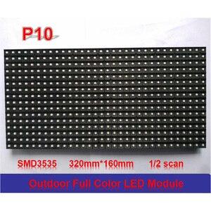 Image 2 - P10 سمد 3 في 1 رغب في الهواء الطلق كامل اللون 1/2 مسح وحدة عرض وحدات ليد P2.5 P3 P4 P5 P6 P8 مقاوم للماء لوحة شاشة ليد