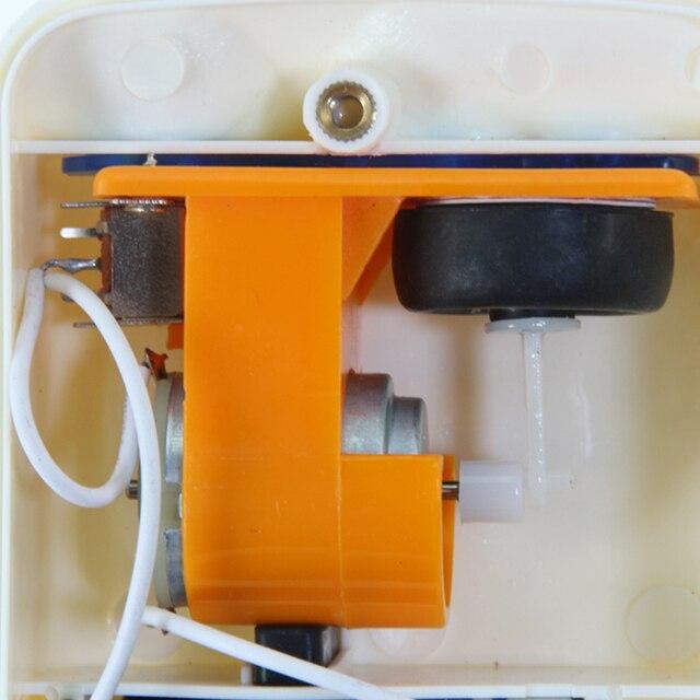 Aquarium Portable Oxygen Pump Battery Aerator Compressor 1.5V 0.5W 6