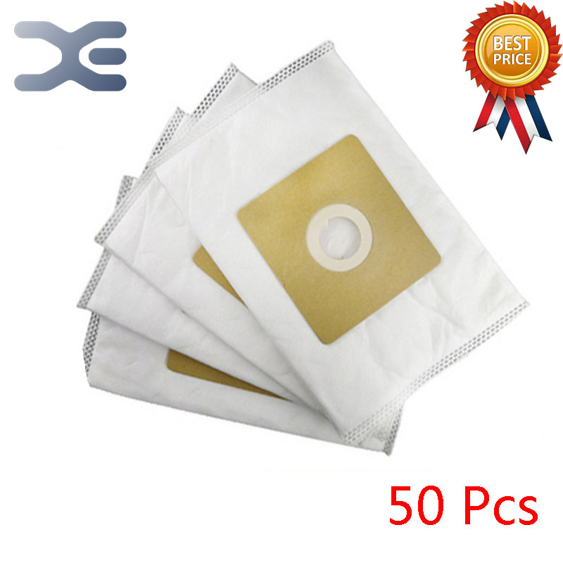 5Pcs High Quality Fit For Midea For Philips Sanyo Vacuum Cleaner Accessories Efficient Dust Bag Garbage Bag S-BAG 2pcs high quality fitting for philips vacuum cleaner accessories dust bag non woven bag garbage bag hr8376 8378