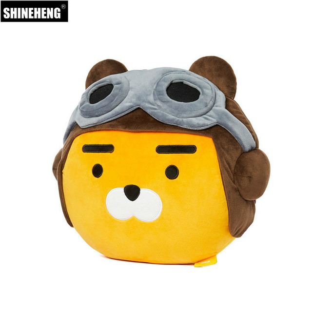 Shineheng 40cm Ryan Pilot Plush Pillow Kakao Friend Stuffed Plush