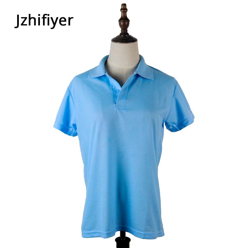 Pólo camisa das mulheres camisa polo camisa mujer camisa senhora camisas polo de algodão de manga curta ilhós simples camisa polo feminina