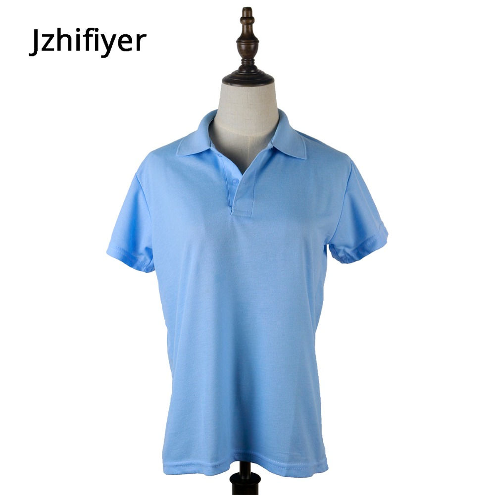 polo shirt frauen camisa polo shirt mujer shirt dame camisas polo baumwolle kurzhülse öse plain camisa polo feminina