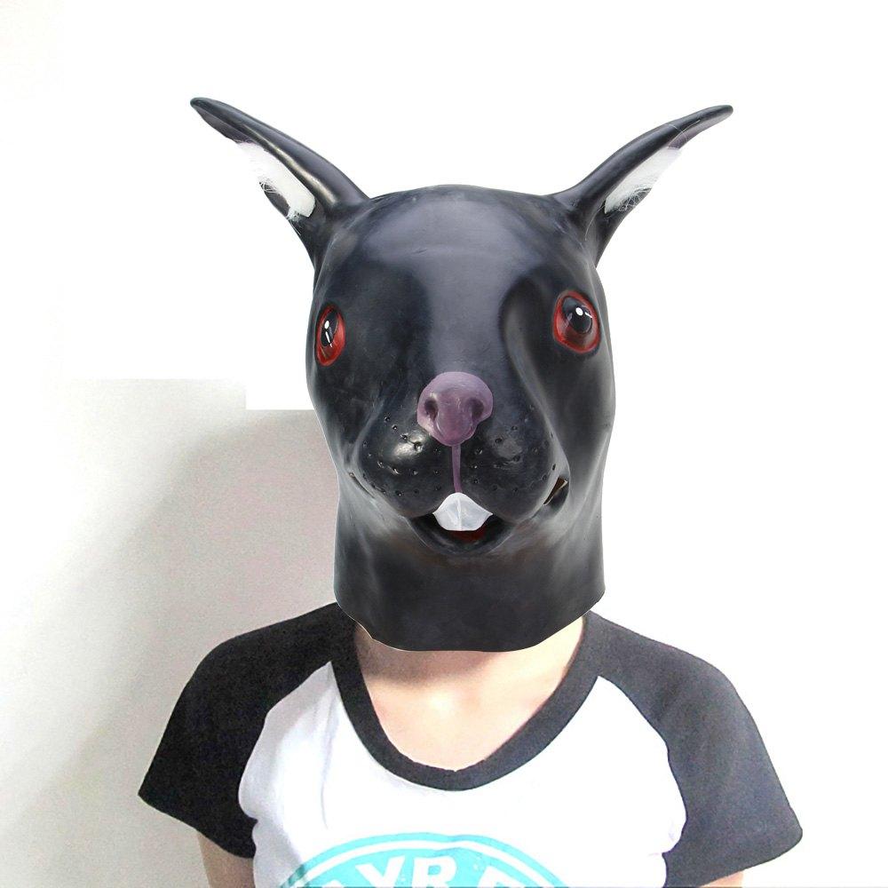 Popular Black Mask Halloween-Buy Cheap Black Mask Halloween lots ...