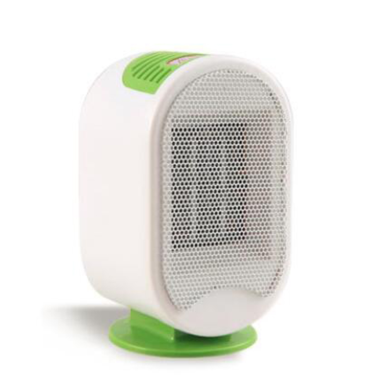 New Type Electric Heater 500W Mini Fan Radiator Warmer Machine Desktop Portable PTC Heater Warmer for Office Home