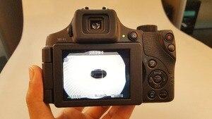 Image 5 - 4In1 レンズキヤノン SX520 SX70 SX60 SX50 hs に 67 ミリメートル + レンズキャップ + レンズフード + 67 ミリメートル uv フィルター FA DC67A