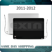 New Laptop LCD A1278 for Macbook Pro Unibody 13 A1278 Full Complete LCD LED Display Screen