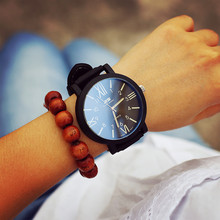 Cart Watch Relojes Hombre 2015 Quartz-Watch Men Montre Femme Blu Ray glass Large Dial Student Watch Retro Fashion Trend Watch