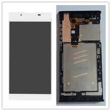 цены на JIEYER For Sony Xperia L1 G3312 G3311 LCD Display + Touch Screen Digitizer Assembly Free Shipping  в интернет-магазинах