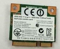 SSEA بالجملة جديد Atheros AR5B225 واي فاي بلوتوث BT 4.0 نصف صغير PCI-E 802.11b/g/n بطاقة لاسلكية