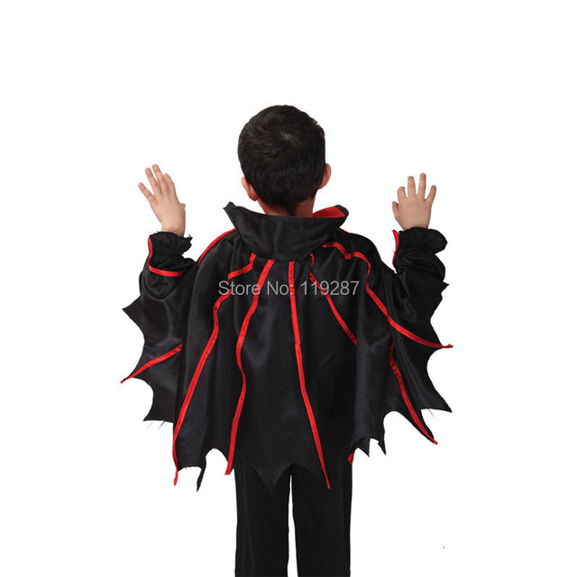 Shanghai Story Childrenu0027s v&ire cosplay costume boys kids bat wings halloween fancy Carnival costume  sc 1 st  Aliexpress & Online Shop Shanghai Story Childrenu0027s vampire cosplay costume boys ...