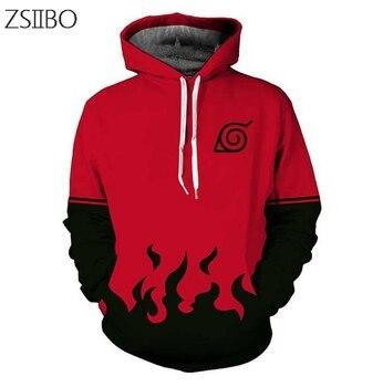 Streetwear Naruto Hoodies Boruto Jacket Men 3D Hoodie Akatsuki Coat Uchiha Itach Cosplay Costume Kakashi Sweatshirt Luxtees